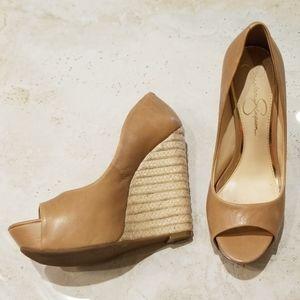 New Jessica Simpson Sexy Leather Shoe.